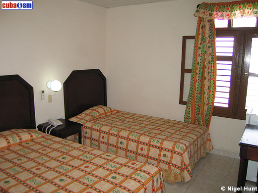 Standard Room of Hotel La Rusa